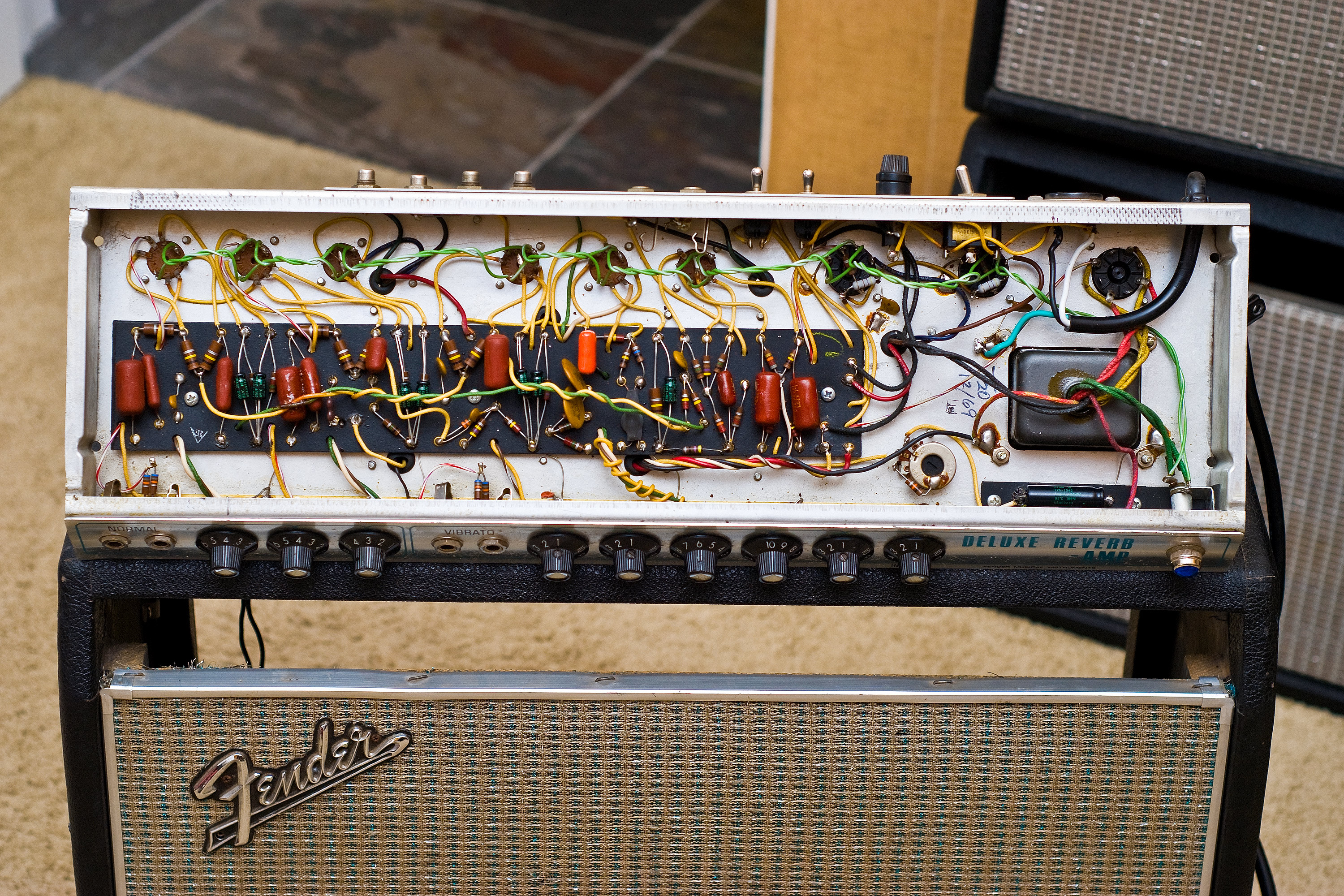 bright house wiring diagram new amp day  silverface deluxe reverb in the    house     new amp day  silverface deluxe reverb in the    house